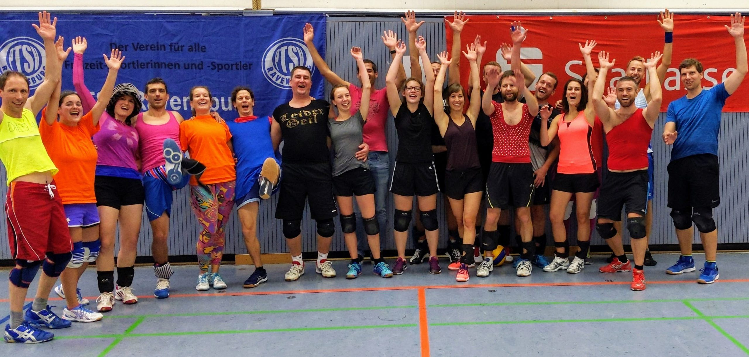 Volleyball Stadtmeisterschaft 2019